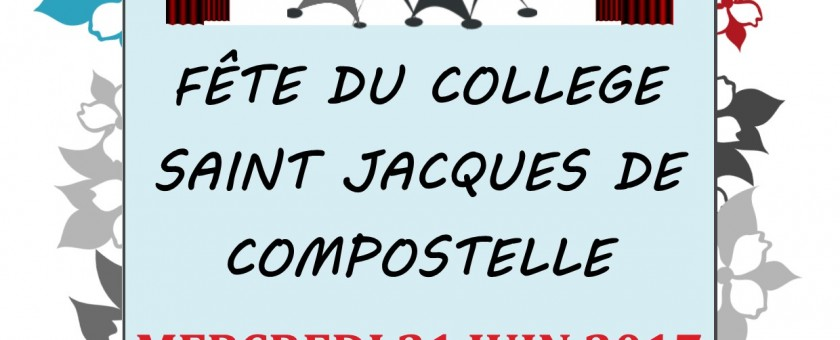 invitation fête du collège 2017